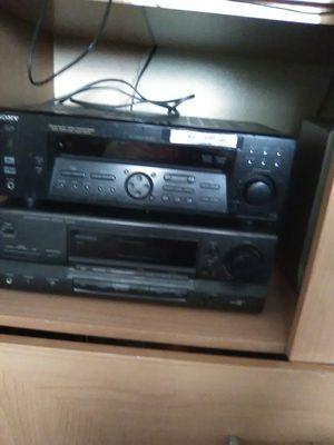 Sony digital audio video control center-AV control stereo system for Sale in Corona, CA
