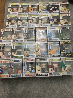 Funko POP Collection EXCLUSIVES LIMITED for Sale in Herndon, VA