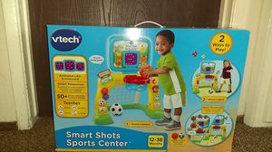 Brand new VTech smart shots sports center for Sale in Visalia, CA