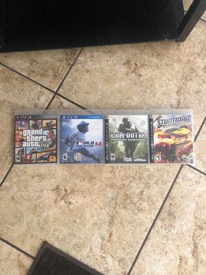 PS3 Games all new for Sale in North Las Vegas, NV