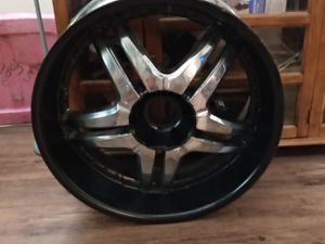 24 in Rims for Sale in Des Moines, IA
