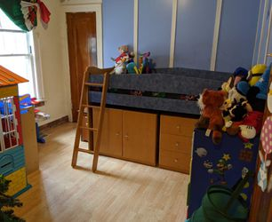 Twin loft bed for Sale in Gary,  IN