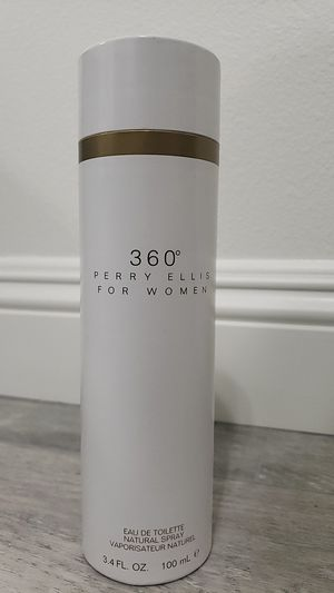360 perry ellis 3.4 oz women perfume for Sale in San Diego, CA