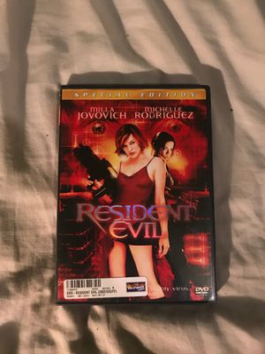 Resident Evil dvd player for Sale in Hollywood, FL