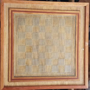 Custom Made Chess Table for Sale in Portland, OR