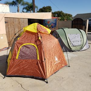 pop up camping tent... hassle free... for Sale in Hawthorne, CA