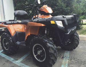 $8OO UP FOR SALE IS MY 2008 POLARIS SPORTSMAN Automatic 8OO for Sale in Amarillo, TX