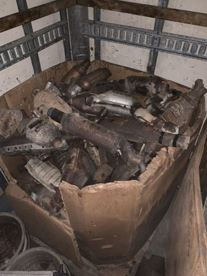 Catalytic converters cores for Sale in Bluewell, WV