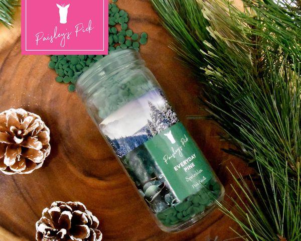 Pink Zebra Sprinkles Everyday Pine Club Pink Limited Edition