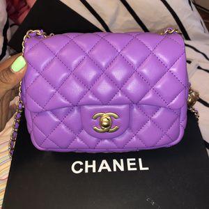 Mini Chanel Crossbody Purse for Sale in Baltimore, MD