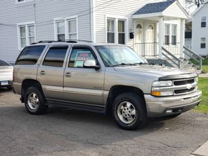 2002 Chevy Tahoe LT for Sale in Hartford, CT