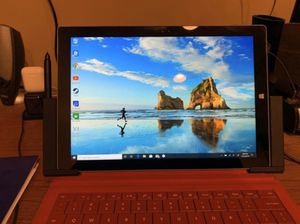 Microsoft Surface Pro 3 w/Pen, Dock, Case, Charger, and Type Cover for Sale in Joliet, IL
