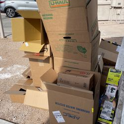 Free Cardboard Boxes for Sale in Chandler,  AZ