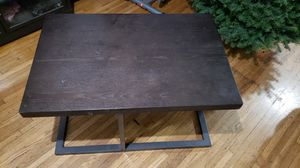 Center table black. for Sale in Los Angeles, CA