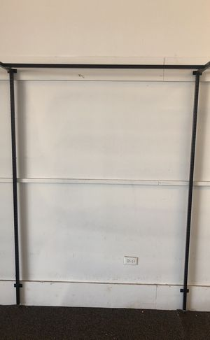 Wall shelving frame for Sale in Chicago, IL