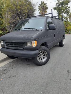 1995 Ford econoline e-250 for Sale in La Mesa, CA