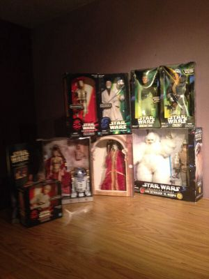 """12""""Kenner and Hasbro Collectable Srar Wars Action Figures for Sale in Denver, CO"""