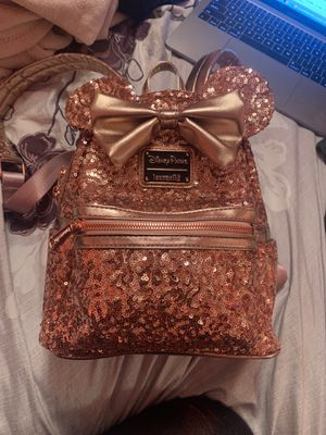 Pink sparkly Disneyland backpack for Sale in Torrance, CA