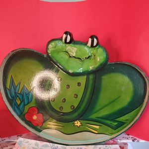 Frog Tray Mexico Signed for Sale in Palm Bay, FL