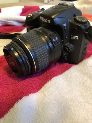 Nikon D80 for Sale in Battle Ground, WA