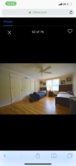 Twin size bed for Sale in UPPER ARLNGTN, OH