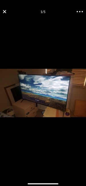4K lg tv 55 inch for Sale in Vancouver, WA
