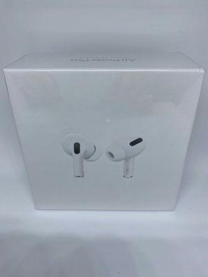 Wireless bluetooth earpods earphones Apple Airpods Pro hands free calls wireless charging gps for Sale in Davie, FL