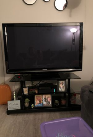 "Panasonic 50"" plasma tv for Sale in Woburn, MA"