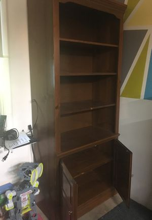 Free book shelf for Sale in Enola, PA