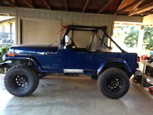 Jeep Wrangler 1990 for Sale in Waianae, HI
