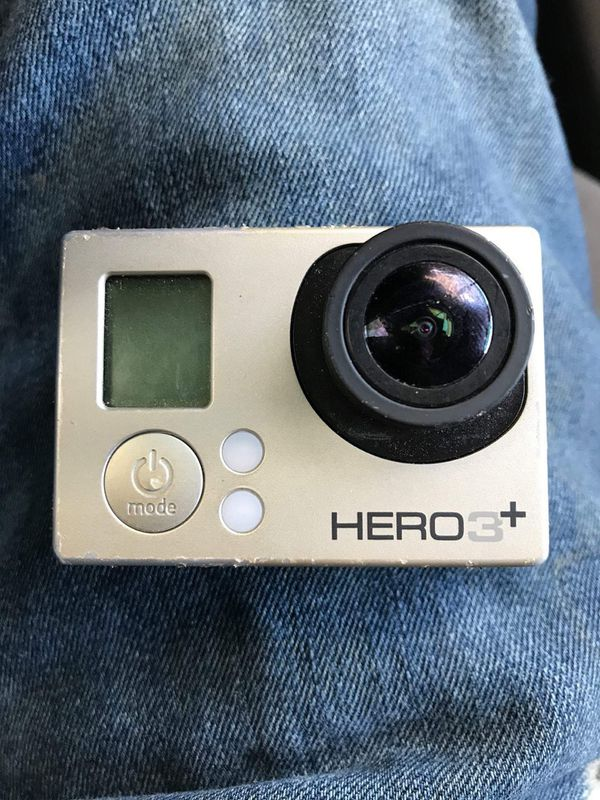 GoPro Hero 3+ and Accessories