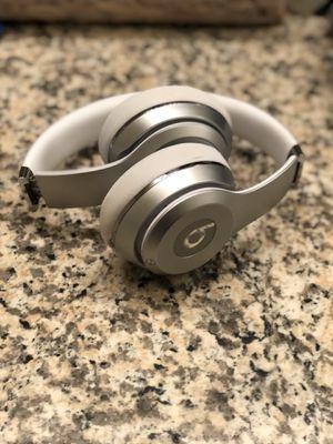 Beats Solo 3 - Silver for Sale in Riverside, CA