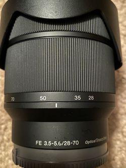 Sony 28-70mm for Sale in Houston,  TX