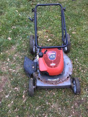 "Craftsman 4.5 Horsepower 22"" gas lawnmower/motor for Sale in Woodbridge, VA"