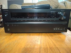 ONKYO RECEIVER for Sale in Gresham, OR