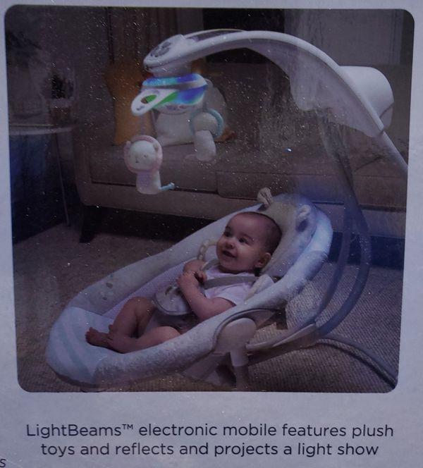 Ingenuity Cradling Infant Swing