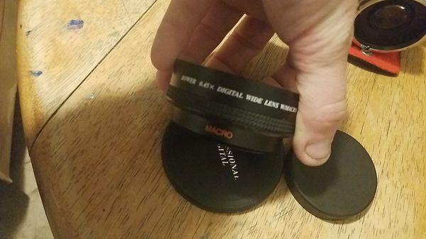 Bower & Macro Camera Lenses