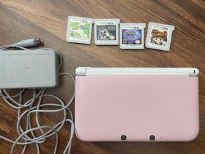Nintendo 3ds xl + games for Sale in Vienna, VA