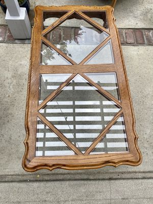 Glass Coffee Table for Sale in Upland, CA