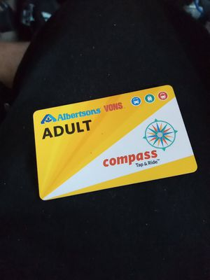 Bus pass trolly mts 1 month 45bucks for Sale in San Diego, CA
