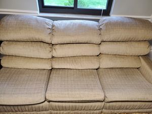 Sectional L shape recliner sofa for Sale in Affton, MO