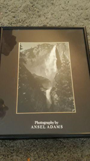 Ansel Adams Framed photographs for Sale in Tucson, AZ