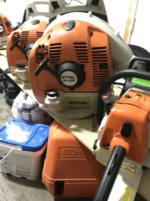 STIHL BR 430 leaf blower for Sale in Irving, TX