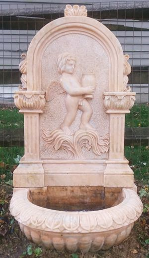Italian Marble Water Fountain for Sale in Columbia, MD