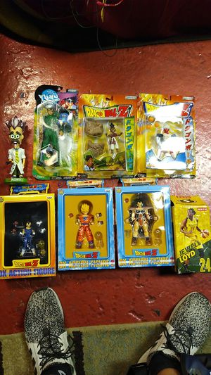 Collectable dragon Ball z figures for Sale in Tacoma, WA
