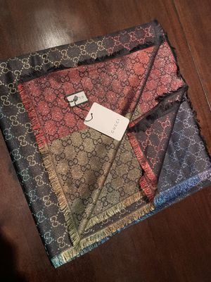 Gucci scarf for sale $220 for Sale in Rockville, MD