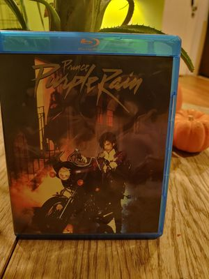Prince in Purple Rain Blu-ray for Sale in South Pasadena, CA