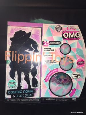 Lol Surprise omg Fashion Doll Cosmic Nova for Sale in Huntington Beach, CA