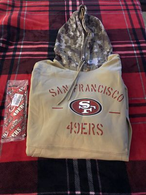 San Francisco 49ers hoodie-XL for Sale in Palm City, FL