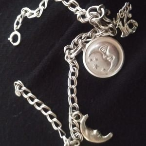 925 Silver Charm Bracelet for Sale in San Antonio, TX